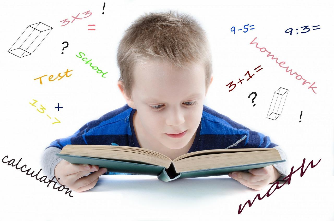 マルチな才能を生かす子供