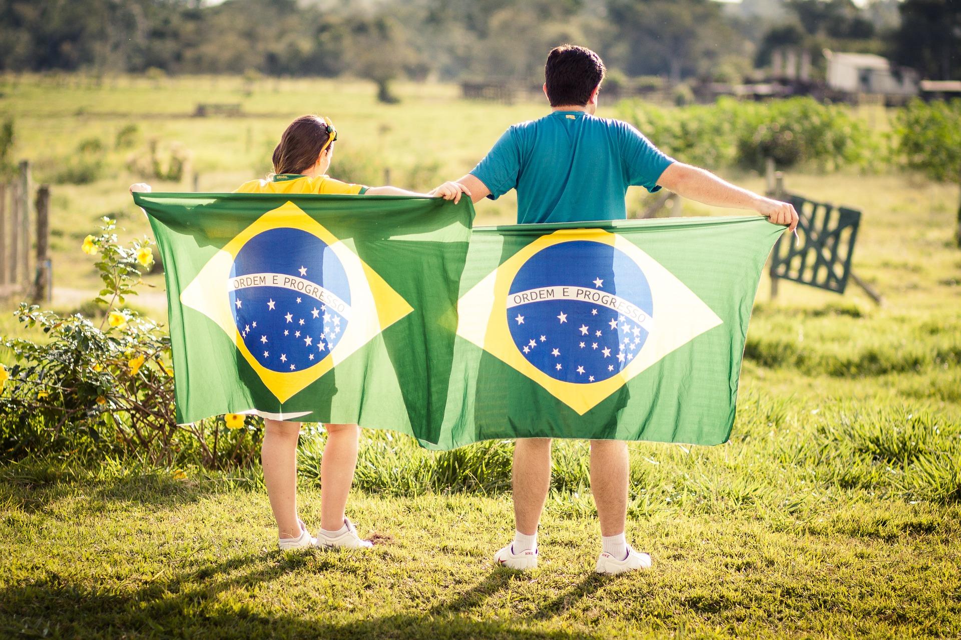 ブラジル人 男女
