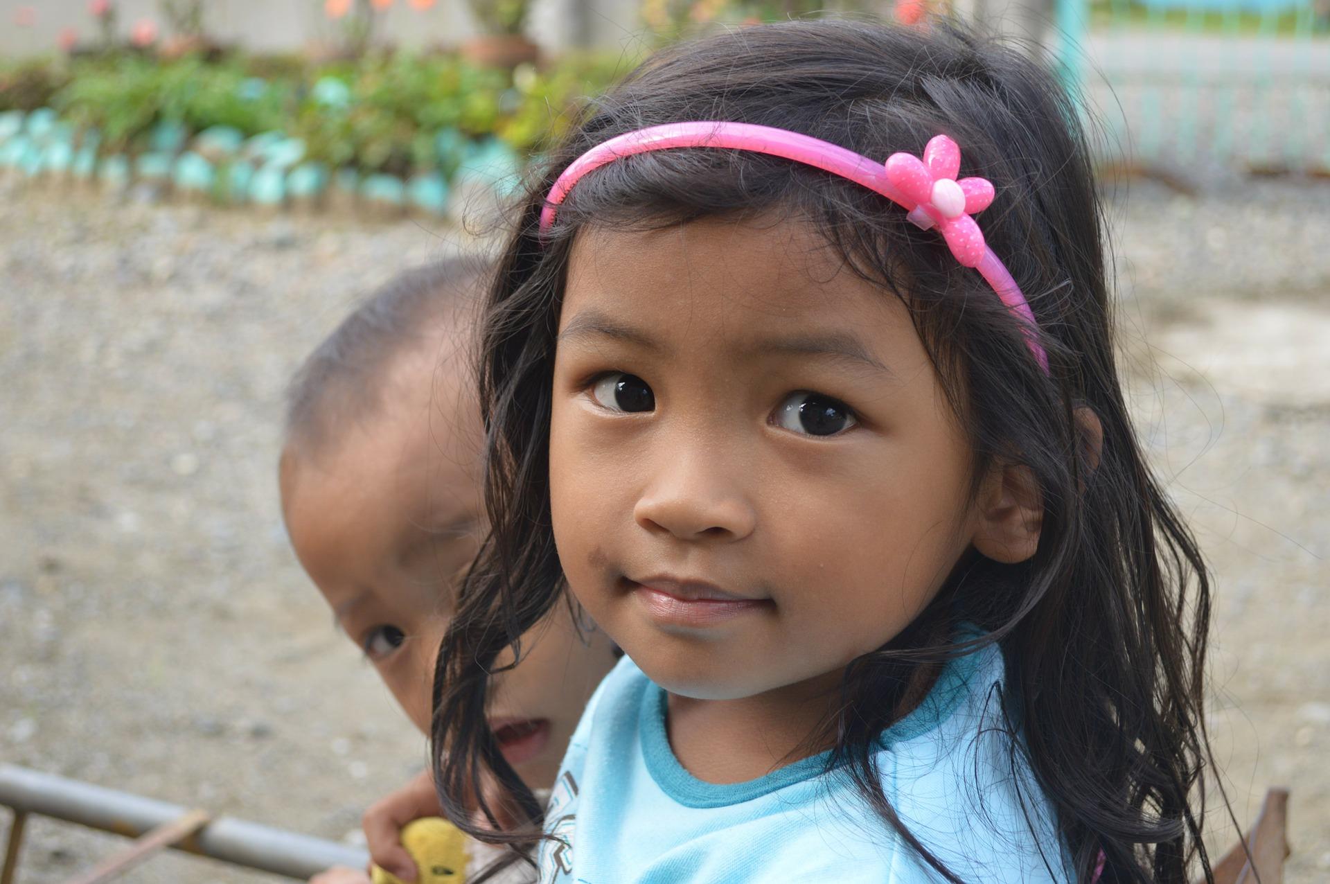 フィリピン人 女の子