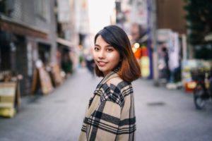 東京観光 女性