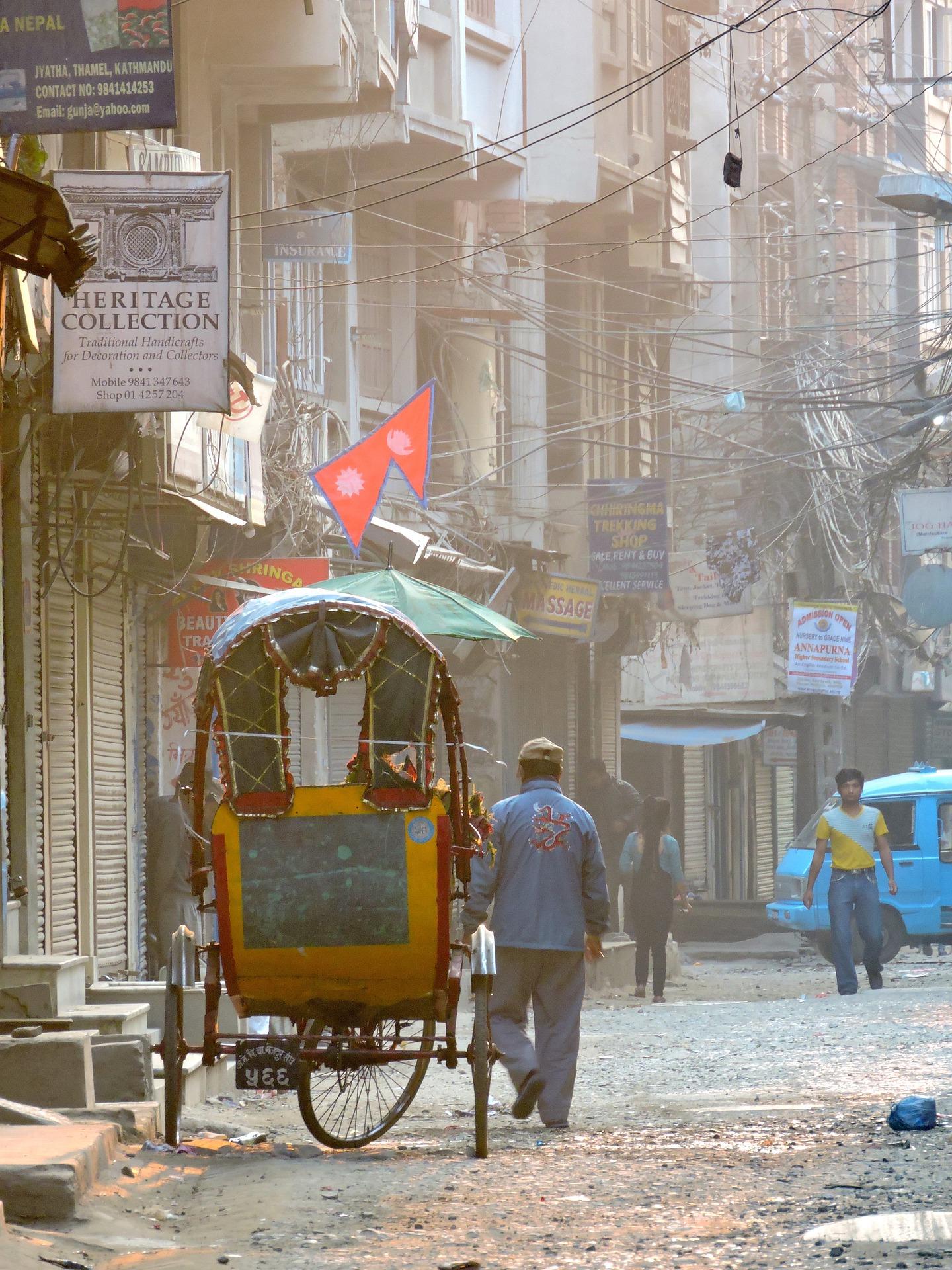 ネパール 採用