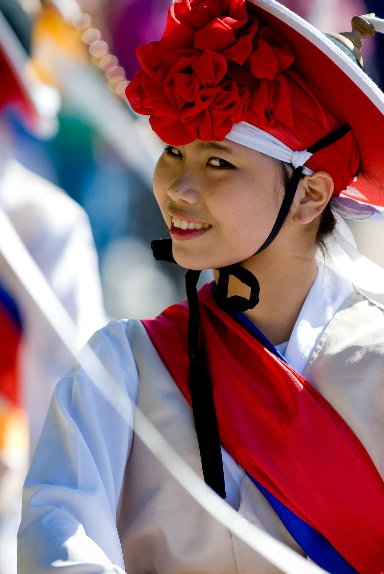 韓国 女性