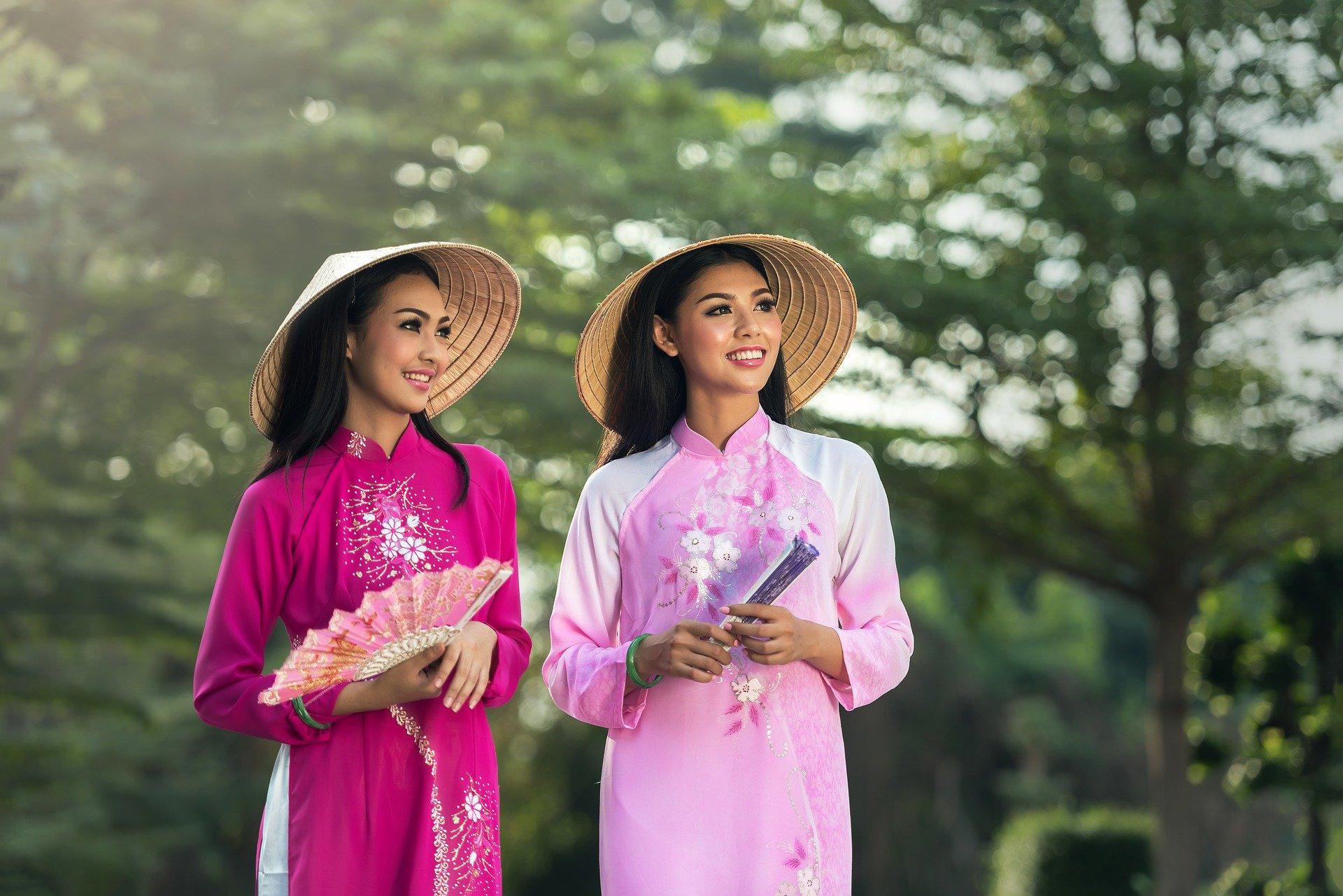ベトナム人 女性
