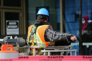 建設業の光景