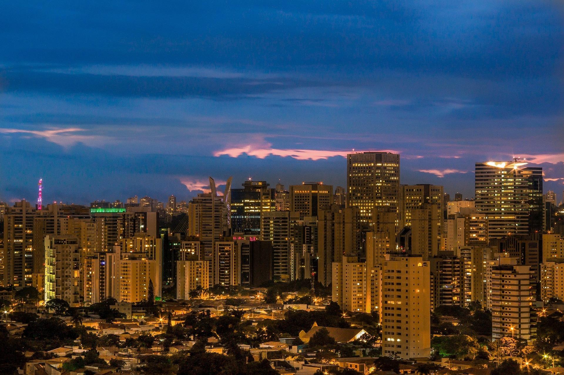 サンパウロの風景