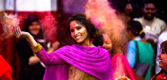 インド人女の子